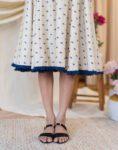 Chikoo Flare Dress